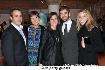 Blog 11 - Cute party guests!