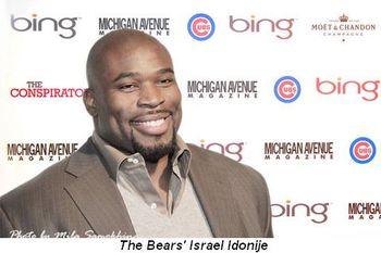 Blog 15 - The Bears' Israel Idonije