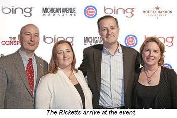 Blog 4 - The Ricketts family