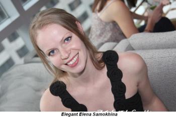 Blog 6 - Elegant Elena Samokhina