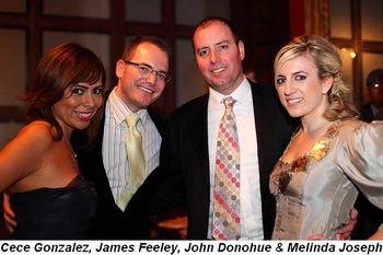 Blog 1 - Cece, James Feeley, John Donohue and Melinda