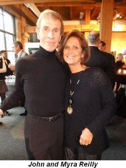 Blog 1 - Myra and John Reilly