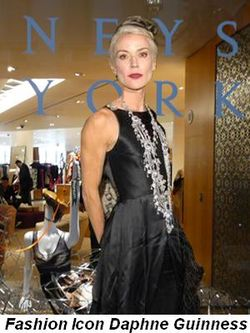 Blog 1 - Fashion Icon Daphne Guinness