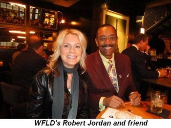 Blog 15 - WFLD's Robert Jordan and friend