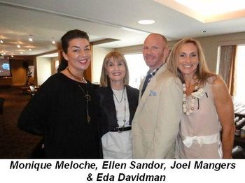 Blog 6 - Monique Meloche, Ellen Sandor, Joel Mangers and Eda Davidman