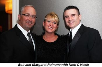 Blog 4 - Bob and Margaret Rainone with Nick O'Keefe
