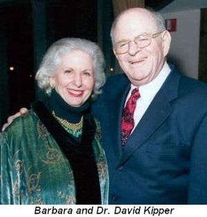 Blog 2 - Barbara and Dr. David Kipper