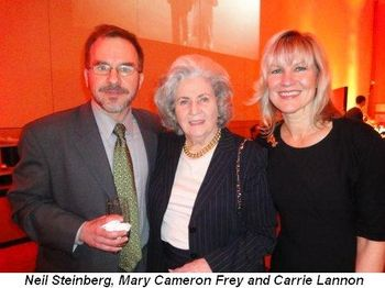 Blog 3 - Neil Steinberg, Mary Cameron Frey and Carrie Lannon