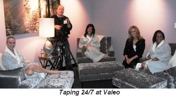 Blog 1 - Taping 247 at Valeo