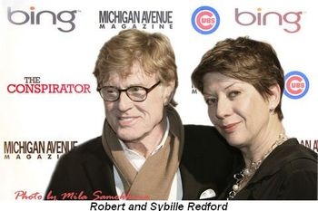 Blog 1 - Robert and Sybille Redford