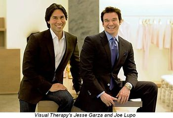 Blog 1 - Visual Therapy's Jesse Garza and Joe Lupo