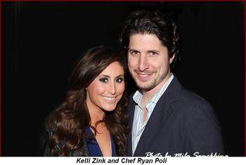 Blog - Kelli Zink and Chef Ryan Poli