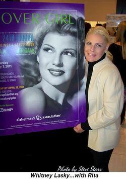 Blog 3 - Whitney Lasky with Rita