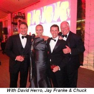 Blog 16 - With David Herro, Jay Franke and Chuck