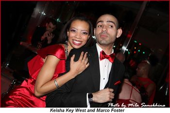 Blog 5 - Keisha Key West and Marco Foster