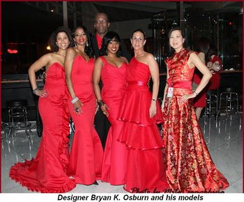 Blog 6 - Designer Bryan K. Osburn and his models