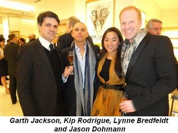 Blog 4 - Garth Jackson, Kip Rodrigue, Lynne Bredfeldt and Jason Dohmann