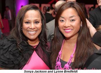 Blog 10 - Sonya Jackson and Lynn Bredfeldt