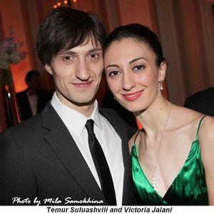 Blog 7 - Temur Suluashvili and Victoria Jaiani