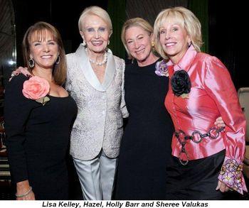 Blog 5 - Lisa Kelley, Hazel, Holly Barr and Sheree Valukas