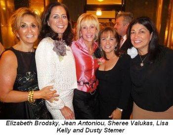 Blog 12 - Elizabeth Brodsky, Jean Antoniou, Sheree Valukas, Lisa Kelley and Dusty Stemer