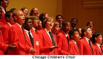 Blog 5 - Chicago Children's Choir