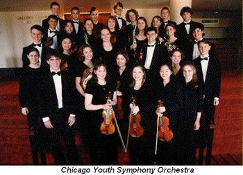 Blog 6 - Chicago Youth Symphony Orchestra
