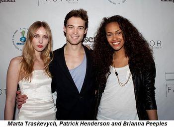 Blog 1 - Marta Traskevych, Patrick Henderson and Brianna Peeples
