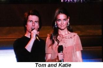 Blog 9 - Tom and Katie