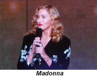 Blog 10 - Madonna