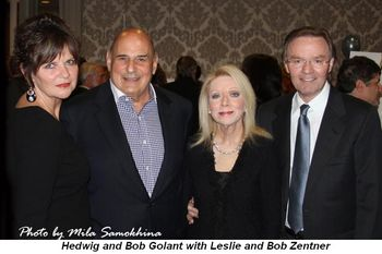 Blog 5 - Hedwig and Bob Golant with Leslie and Bob Zentner