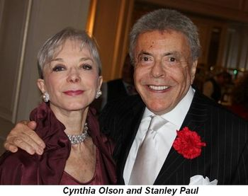 Blog 15 - Cynthia Olson and Stanley Paul