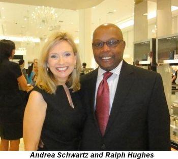 Blog 1 - Andrea Schwartz and Ralph Hughes