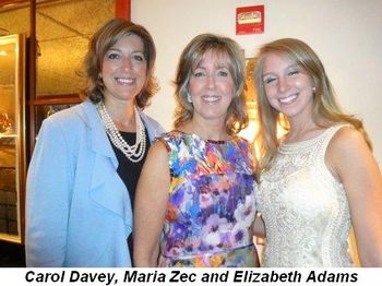 Blog 2 - Carol Davey, GM Maria Razumich-Zec and Elizabeth Adams