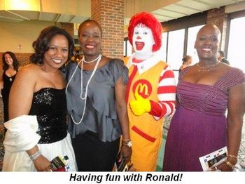 Blog 3 - Having fun with Ronald!