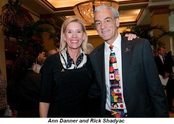 Blog 6 - Ann Danner ALSAC CEO Rick Shadyac