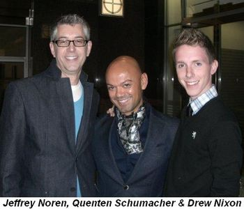 Blog 4 - Jeffrey Noren, Quenten Schumacher and Drew Nixon