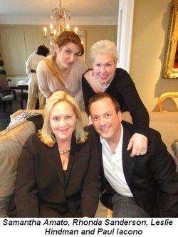 Blog 3 - Samantha Amato, Rhonda Sanderson, Leslie Hindman