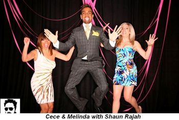 Blog 13 - Cece & Melinda with Shaun Rajah