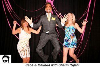 Blog 13 - Cece & Melinda with Shaun Rajah