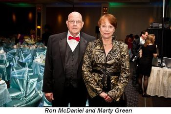 Blog 2 - Ron McDaniel and Marty Green