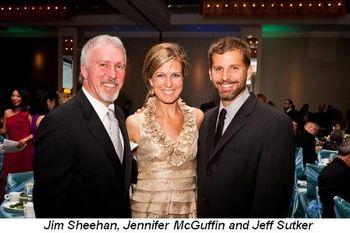 Blog 3 - Jim Sheehan, Jennifer McGuffin and Jeff Sutker