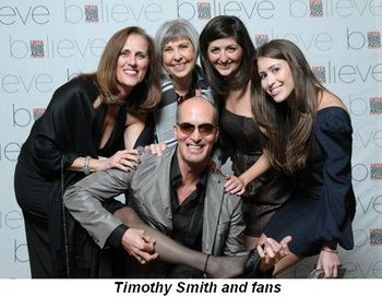 Blog 5 - Timothy Smith and fans