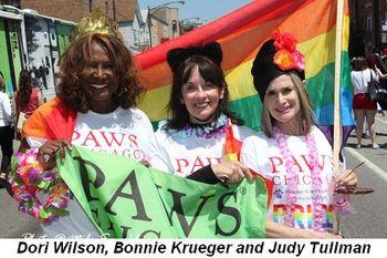 Blog 3 - Dori Wilson, Bonnie Krueger and Judy Tullman