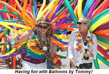 Blog 9 - Having fun with Balloons by Tommy!