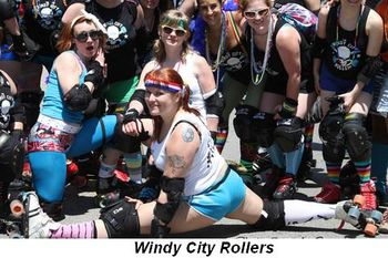Blog 11 - Windy City Rollers