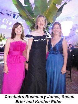 Blog 2 - Co-chairs Rosemary Jones, Susan Erler and Kirsten Rider