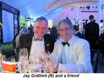 Blog 16 - Jay Gottlieb (R) and friend