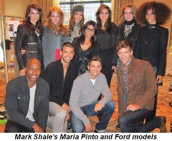 Blog 9 - Mark Shale's Maria Pinto and Ford models