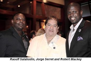 Blog 3 - Raouff Salahudin, Jorge Serret and Robert Mackey